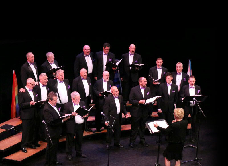 Asheville Gay Men's Chorus